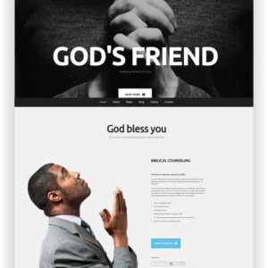Joomla Template Grace