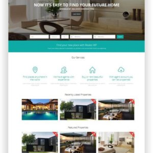 Real Estate Directory WordPress