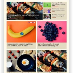 WordPress Health Magazine Theme