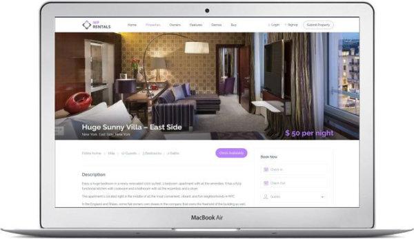 WordPress Booking Platform