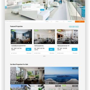 Bestes Wordpress Immobilien Thema