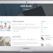 HTML Healt Care Template 1