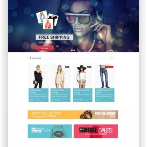 WooCommerce Top Theme Zeon