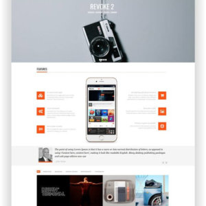 WordPress Business Multitheme