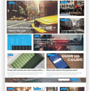 WordPress News Magazine Daily Post