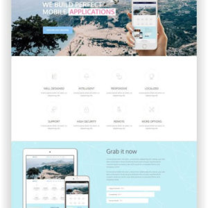WordPress Multipurpose Theme Zero