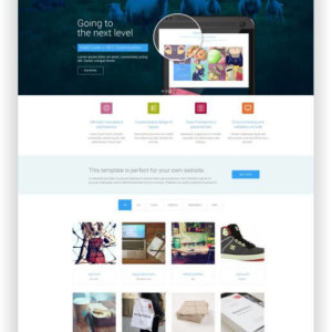 WordPress Multitheme Sevenfold