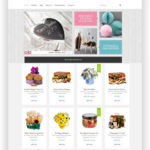 Elegant Gift Store Theme