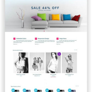 Magento Turbo Theme