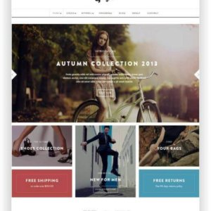PrestaShop Fashion and Style Theme