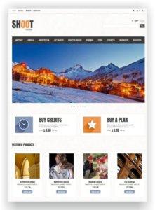 PrestaShop Photo and Video Store