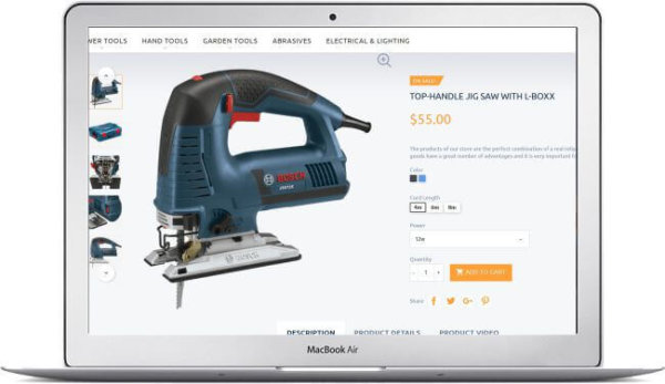 PrestaShop Toolstore Topic