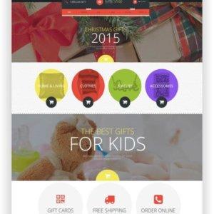 Shopify Gift Store Theme