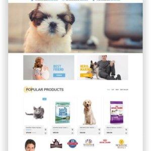 Shopify Petmart Theme