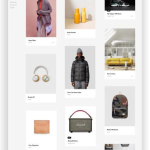 WooCommerce Design Shop
