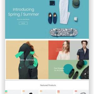 Modern WooCommerce Fashion Topic