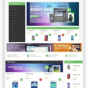PrestaShop Electro Onlinestore Theme