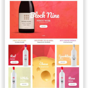 Sell wine online