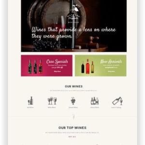 Wein verkaufen