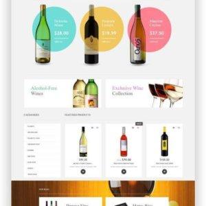 Online Weinshop erstellen