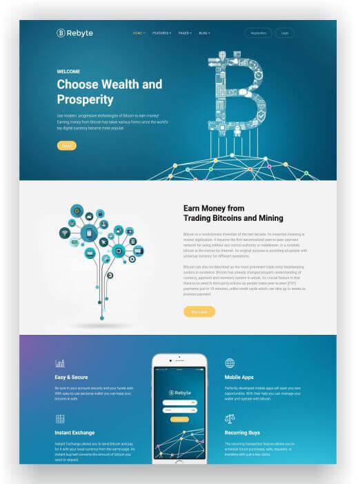 WordPress Bitcoin