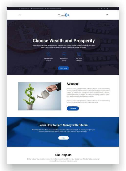 Bitcoin WordPress