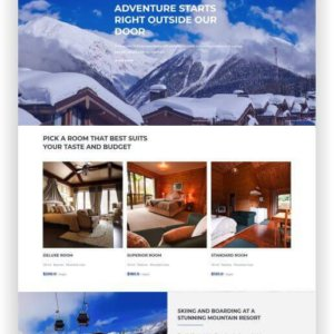 Theme for Mountain Hotel
